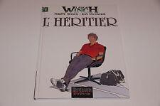 BD Largo Winch T1 L'héritier / Francq / Van Hamme // Dupuis
