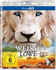 DER WEISSE LÖWE (John Jani, Thabo Malema) Blu-ray 3D + 2D-Version NEU