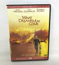 What Dreams May Come (Dvd, 1999, Widescreen, Special Ed) Robin Williams J21