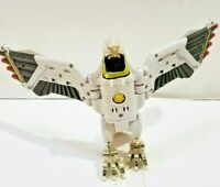 Bandai Vintage White Falcon Falconzord Ninja Eagle Bird Zord Power Rangers 1995
