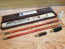 Vintage Webley Gun Cleaning Kit