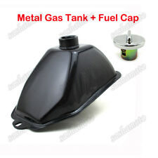 Fuel Cap + Metal Gas Tank For Chinese Kids 50cc 70cc 110 125cc ATV Quad Go Kart