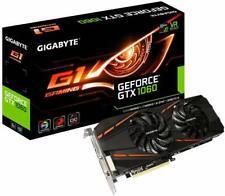 Gigabyte Nvidia GeForce GTX 1060 G1 Gaming GPU Video Card RGB OC WINDFORCE