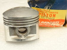 Kawasaki NOS NEW  13027-063 Piston O/S .040 KZ KZ400 1974-77