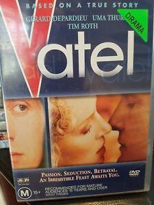 Vatel DVD Uma Thurman Tim Roth - BASED ON TRUE STORY MOVIE
