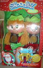 COLLECTIBLE SKOODLEZ Elves Razzler MIRUS Retired Stuffed TOY Collect CHRISTMAS