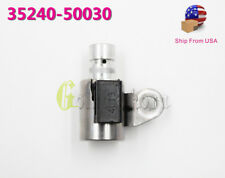 OEM TESTED TRANSMISSION SHIFT CONTROL SOLENOID FOR TOYOTA LEXUS 35240-50030