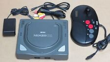 Neo Geo CDZ Console System + Joystick SNK Japanese 60Hz Neo-Geo AES * VGC ?