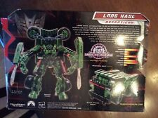 Hasbro Transformers Revenge of the Fallen Voyager Long Haul Voyager boxed