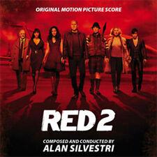 RED 2 ~ Alan Silvestri CD LIMITED