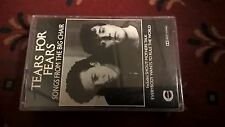548) - Tears For Fears - Songs From The Big Chair - Cassette