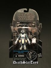 Star Wars The Black Series 12 Clone Commander Wolffe Wolfpack Squadron Wolf AOTC