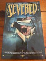 SEVERED - Scott Snyder - Graphic Novel TPB - Image- 1st Printing