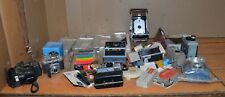 Polaroid 93 A flash Kodak Instamatic Olympus collectible camera vintage lot