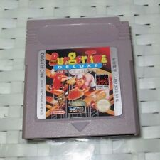 Burger Time Deluxe - Game Boy, 1991 - IMPORT CHN CODED - GAMEBOY - ede