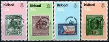 Kiribati 1979 SG#100-103 Sir Rowland Hill MNH Set #D72010