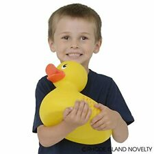 10 inch Classic Style Rubber Duck Baby Bath Toy