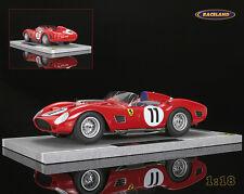 Ferrari tr60 Vainqueur/Winner Le Mans 1960 Gendebien/Frère, BBR 1:18, BBRC 1805