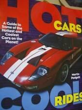 Scholastic Hot Cars Cool Rides Book, 2005, Hummer, Lexus, Aston Martin