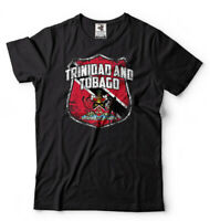 Trinidad and Tobago T-shirt Trinidad and Tobago Flag Coat of Arms Independence T