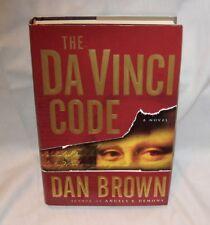 The Da Vinci Code by Dan Brown * Doubleday Publishing Hardcover 2003