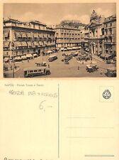 Napoli - Piazza Trieste e Trento CON AGENZIA INA E AUTOBUS (A-L 464)