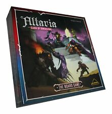 Altaria-CLASH OF DIMENSIONS-THE BOARD GAME-Box-engl.-new-OVP-very rare