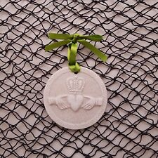 IRISH CLADDAGH Made with Sand Ornament