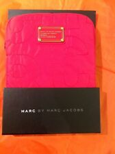 100% Genuine Marc By Marc Jacobs Designer Ipad/Tablet Case Rrp £55 BNIB CORAL