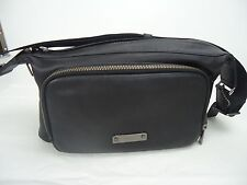NWT Coach Thompson Leather City Bag Black F71359