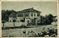 Borsdorf bei Leipzig Sachsen ~1920/30 Zuflucht von Wilhelm Liebknecht Zeichnung