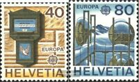 Schweiz 1154-1155 (kompl.Ausgabe) postfrisch 1978 Postwesen