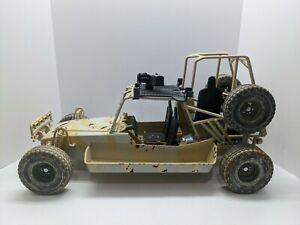 2000 HASBRO GI JOE DESERT LIGHT STRIKE CHENOWTH TACTICAL DUNE BUGGY VEHICLE 1/6