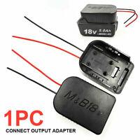 für MAKITA für BOSCH 18V Adapter für Akku-Ladestation mit 14. Kabeln für Makita