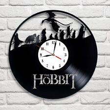 Hobbit design vinyl record wall clock home art playroom bedroom move game shop 3