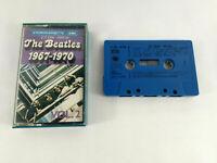 Cassette Audio Tape K7  The Beatles 1967 1970 Vol 2  Envoi rapide et suivi