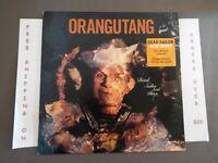 ORANGUTANG DEAD SAILOR ACID BLUES LP W/ HYPE & INSERT