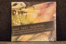 The Residents Best Left Unspoken Vol. 1 CD OOP Numbered Still Sealed