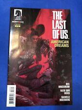 The Last of Us American Dreams #3 First Print Dark Horse Comics RARE! NM