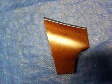 2008 - 2010 INFINITI M35 M45 RIGHT SIDE DASH BOARD PANEL WOOD TRIM COVER # 25676
