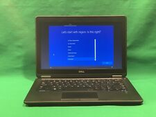 Dell Latitude E7250 Windows 10 Core i7-5600U 2.60GHz 8GB RAM 256GB SSD #545