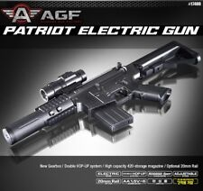 Academy Patriot Automatic Electric Gun Airsoft BB Toy