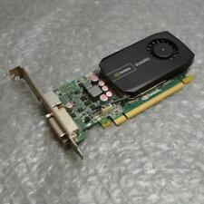1GB DELL 4j2nx QUADRO 600 DDR3 videoeo Visualizza PORT GRAFICA Scheda 04j2nx