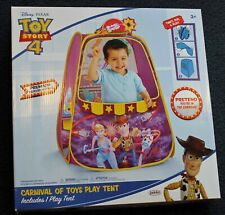 Toy Story 4 Carnival of Toys Play Tent!