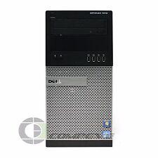 Dell OptiPlex 7010 Intel i5-3570 3.40GHz/250GB + 1TB HDD/ Win7 Computer Desktop