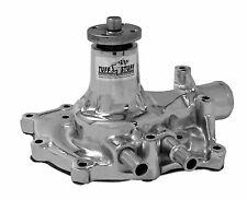 Tuff Stuff Water Pump 1470NC; Mechanical Black Cast Iron for Ford 429//460 BBF