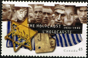 Canada WW2 Third Reich 1943-45 Deportations stamp MNG A-4