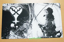 A346 FREE MAT BAG Kingdom Hearts Custom Playmat Yugioh Mat Large Game Mouse Pad
