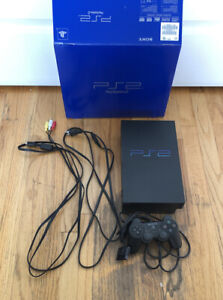 Sony Playstation 2 Scph-39001 Console System USED BRIEFLY. THEN PUT BACK IN BOX