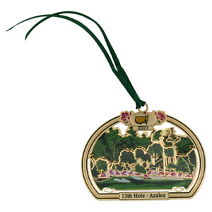 2021 Masters Holiday Ornament